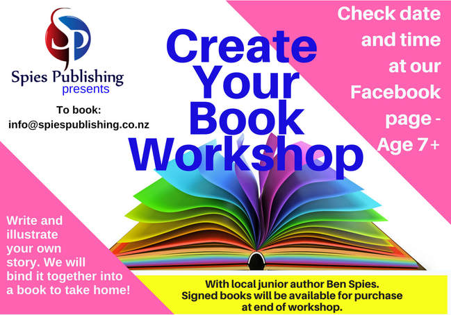 Create your book workshop